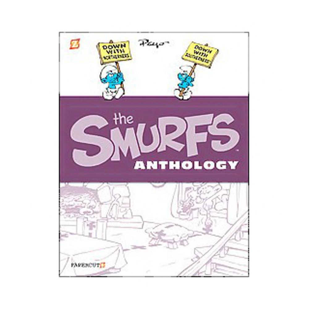 Smurfs Anthology 5 (Hardcover) (Peyo)