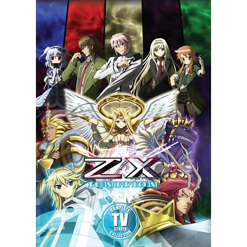 Z/X Ignition: The Complete Series (DVD) - image 1 of 1