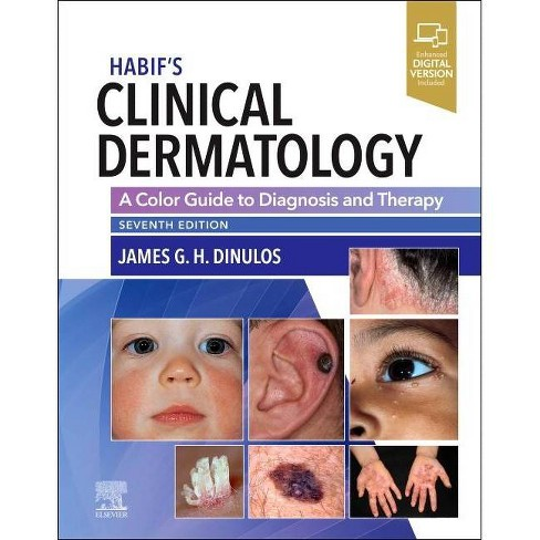 Habif's Clinical Dermatology - 7 Edition by  James G H Dinulos (Hardcover) - image 1 of 1