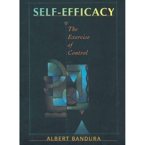Self-Efficacy - by  Albert Bandura (Paperback) - image 1 of 1