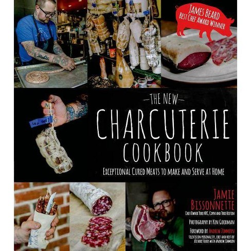 The New Charcuterie Cookbook - by  Jamie Bissonnette (Paperback) - image 1 of 1