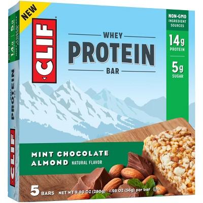 Granola & Protein Bars: Clif Whey Protein