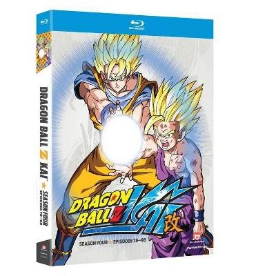 Dragon Ball Z Kai: Season 4 (Blu-ray)(2013)