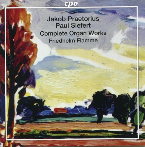 Friedhelm Flamme - Complete Organ Works (CD) - image 1 of 1