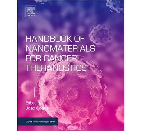 Handbook of Nanomaterials for Cancer Theranostics -  (Paperback) - image 1 of 1