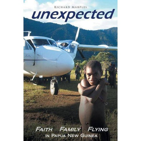 Unexpected - by  Richard Marples (Paperback) - image 1 of 1