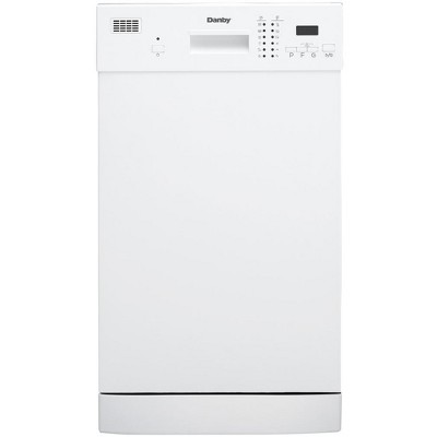 "Danby 18"" Wide Built-in Dishwasher"