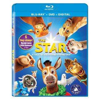 The Star (Blu-ray + DVD + Digital)
