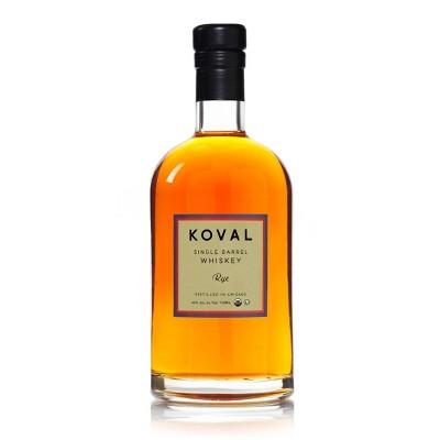 KOVAL Single Barrel Rye Whiskey - 750ml Bottle