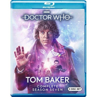 Doctor Who: Tom Baker The Complete Season Seven (Blu-ray)(2019)