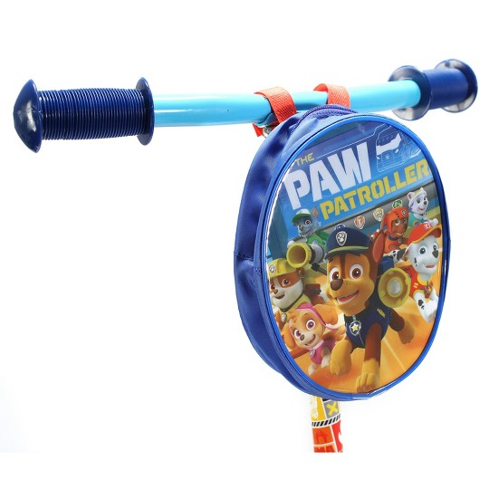 Paw Patrol 3-Wheel Scooter with Lighted Wheels, Kids Unisex image number null