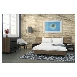 5 Piece Alibi Queen Size Bedroom Set - Nexera