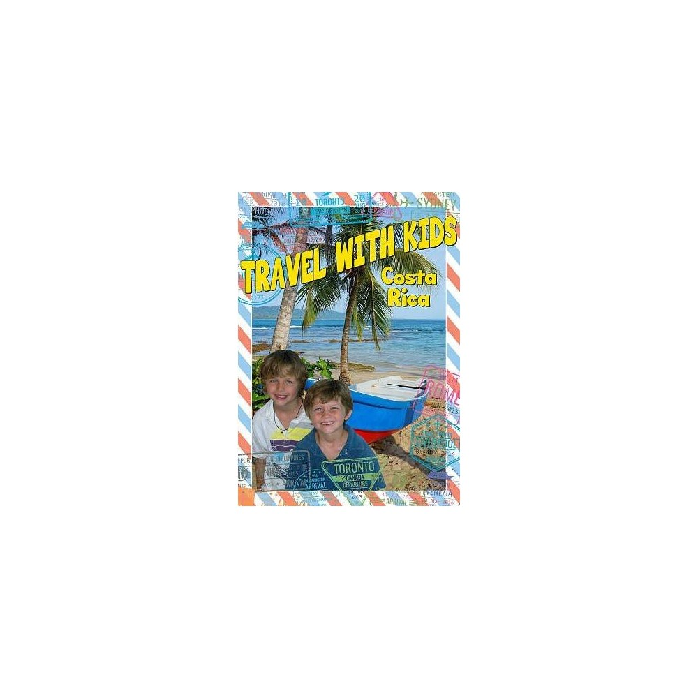 Travel With Kids:Costa Rica (Dvd)