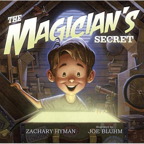 The Magician's Secret - by  Zachary Hyman (Hardcover) - image 1 of 1
