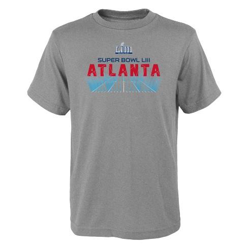 9cd35d33 NFL Super Bowl 53 Boys' Short Sleeve T-Shirt : Target
