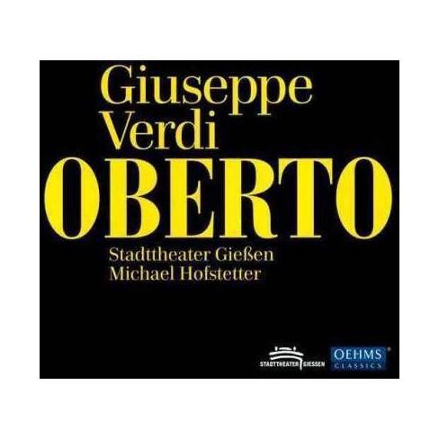 Michael Hofstetter - Verdi: Oberto (CD) - image 1 of 1
