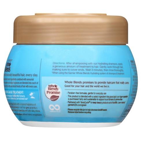 Garnier Whole Blends Coconut Water Vanilla Milk Extracts Hydrating