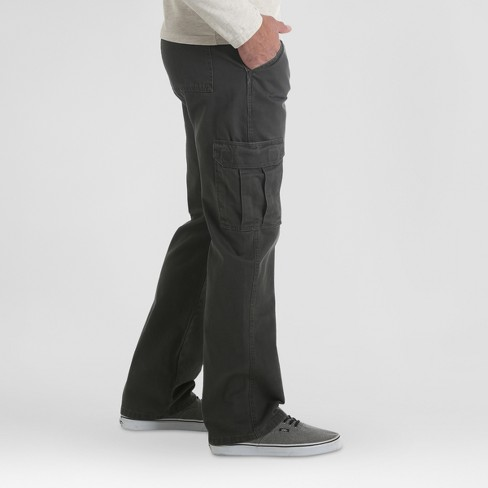 f7aed1a9 Wrangler® Men's Cargo Pants - Anthracite 34x34 : Target