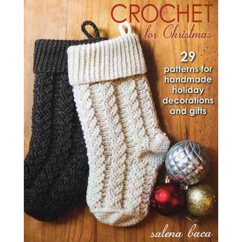 61aa415df Crochet For Christmas (Paperback)   Target