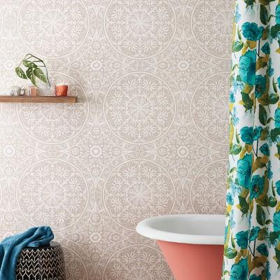 Cadiz Medallion Peel & Stick Wallpaper - Opalhouse™