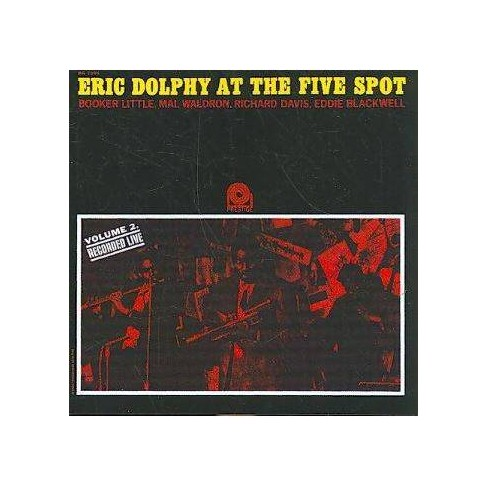 Eric Dolphy - At the Five Spot, Vol 2 (CD) - image 1 of 1