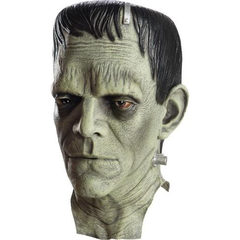 Men's Universal Studios Monsters Frankenstein Overhead Vinyl Halloween Mask - image 1 of 1