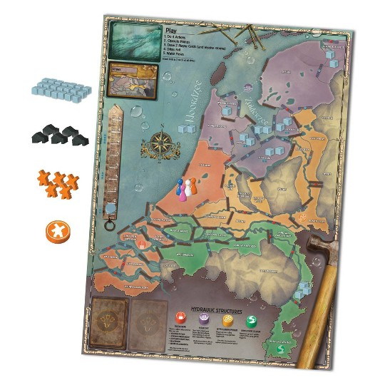Zman Games Pandemic: Rising Tide Board Game image number null