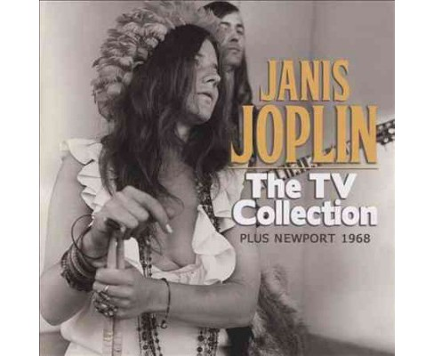 Janis Joplin - Tv Collection (CD) - image 1 of 1