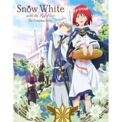 Snow White with the Red Hair: The Complete Series (Blu-ray)(2018)