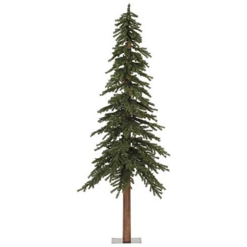 7ft Unlit Artificial Christmas Tree Natural Alpine - image 1 of 3
