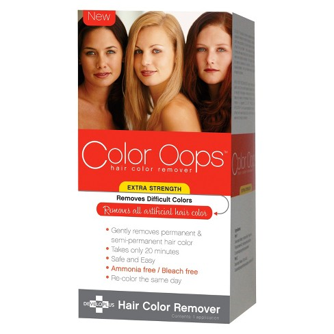 Color Oops Hair Color Remover - 4.1 fl oz - image 1 of 1