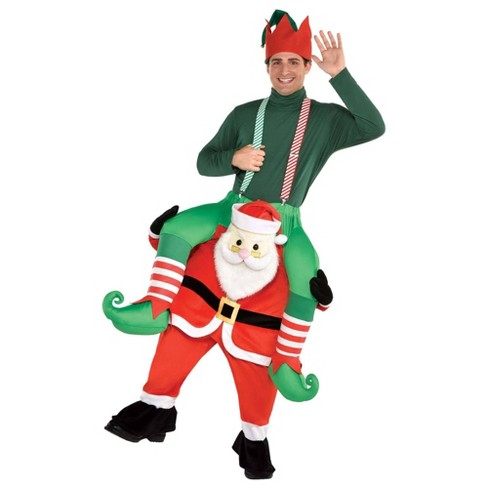 Ride-on Santa Adult Costume Standard  - Amscan - image 1 of 1