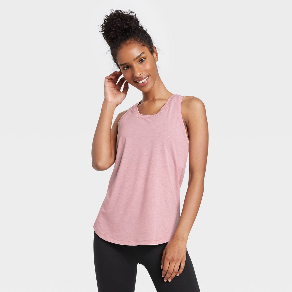 Women 39 S Active Tank Top All In Motion 8482 Rose Xxl