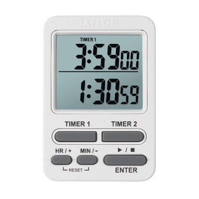 Taylor Dual Event Digital Timer