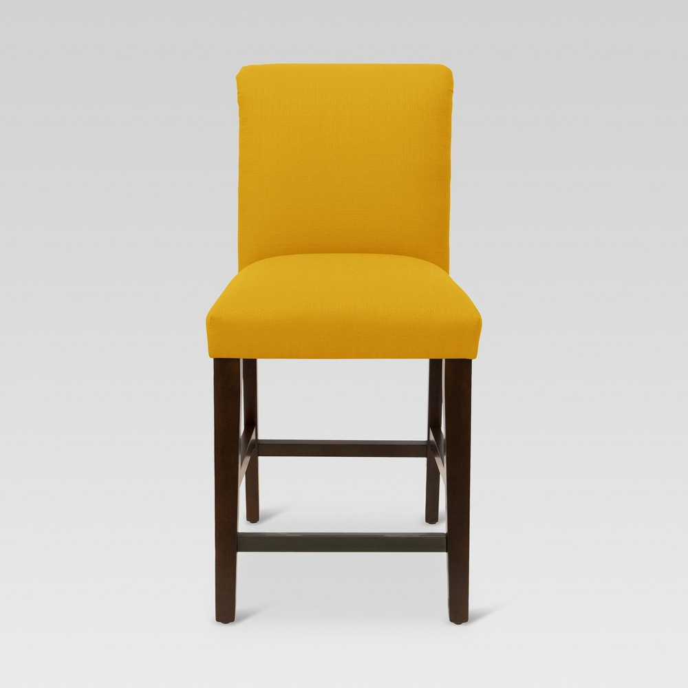 25 Parsons Counter Stool - Sterling French Yellow - Threshold