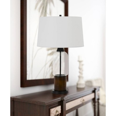 Attrayant Bron 150W 3 Way Pine Wood/Glass Table Lamp (Lamp Only)  Cal Lighting :  Target