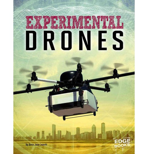 Experimental Drones (Paperback) (Amie Jane Leavitt) - image 1 of 1