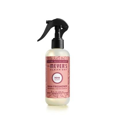 Mrs. Meyer's Clean Day Rose Room Freshener Spray - 8 fl oz