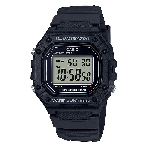 Men's Casio Digital Sports Watch - Black - image 1 of 1