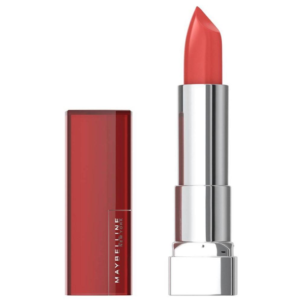 Image of Maybelline Color Sensational Cremes Lipstick Sunset Spark - 0.14oz