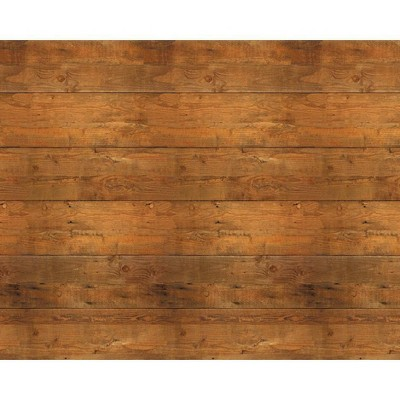 Fadeless Designs Paper Roll, Shiplap, 48 Inches x 12 Feet