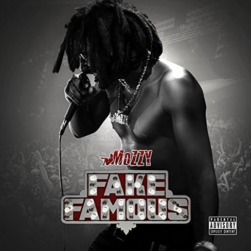 Mozzy - Fake Famous (CD) - image 1 of 1