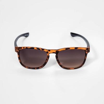Boys' Tortoise Shell Sunglasses - Cat & Jack™ Brown