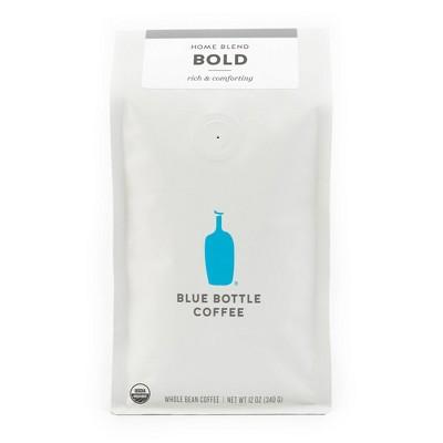 Blue Bottle Bold Whole Bean Medium Roast Coffee - 12oz