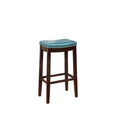 Counter And Bar Stools Blue - Linon