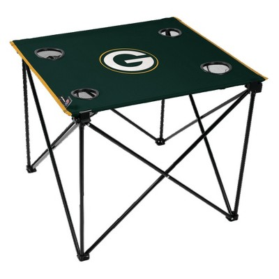 NFL Green Bay Packers Rawlings Deluxe TLG8 Table