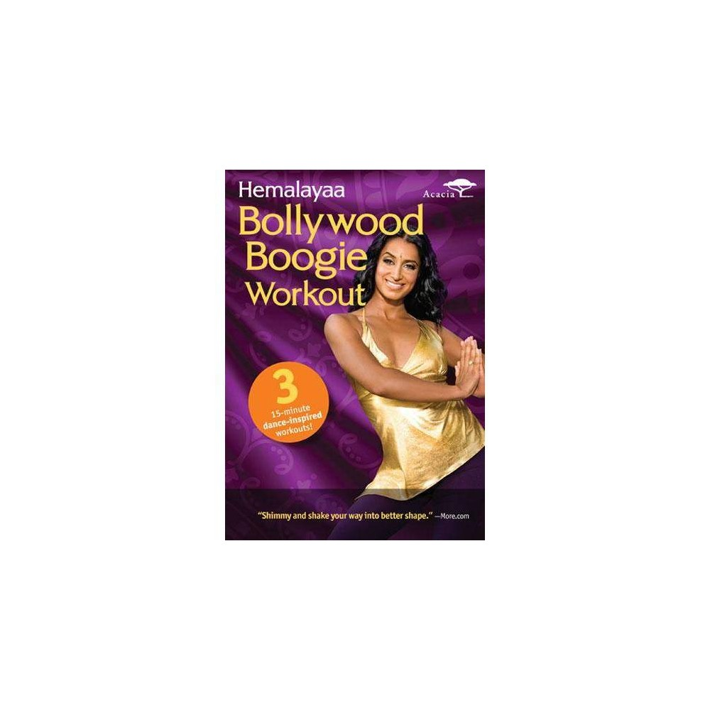 Bollywood Boogie Workout Dvd