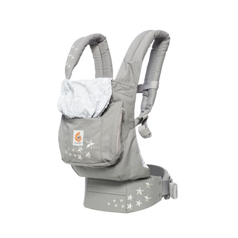 Ergobaby Original Ergonomic Multi-Position Galaxy Baby Carrier - Gray - image 1 of 5