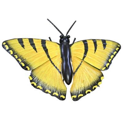 "Home & Garden 30.0"" Butterfly Swallowtail Stake Yard Decor Regal Art & Gift  -  Decorative Garden Stakes"
