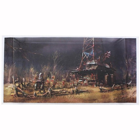 """Games Alliance Fallout 4 17"""" x 8.5"""" Exclusive Conception Art Print - image 1 of 1"""